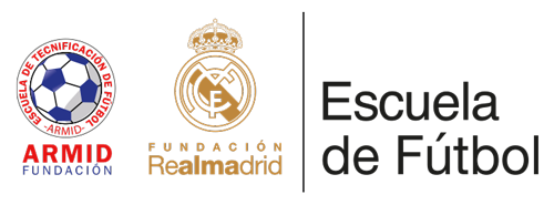 Logos ARMID Fundacion Real Madrid
