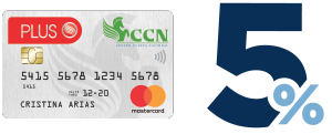 ccn plus card